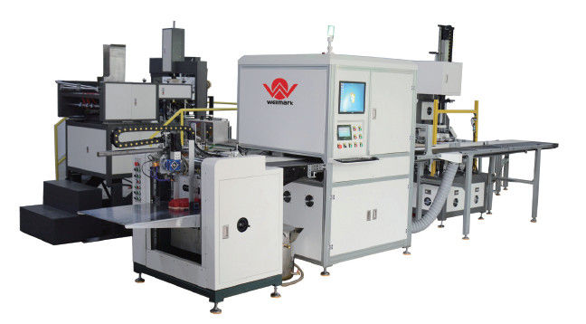 Automatic Rigid Box Machine / Full Automatic Rigid Box Machine / Rigid Box Machine